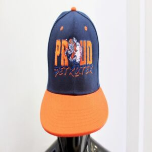 Tiger Embroidered Hat